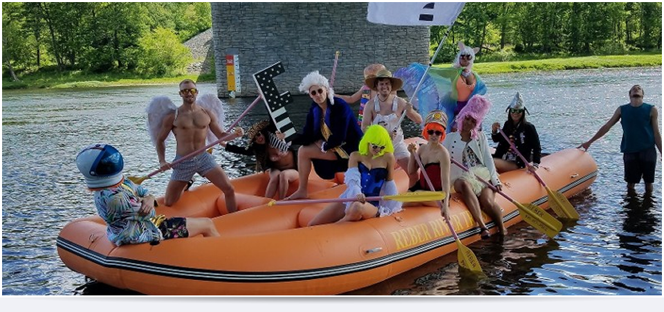 White Water Rafting, Delaware River Trips | Barryville, NY